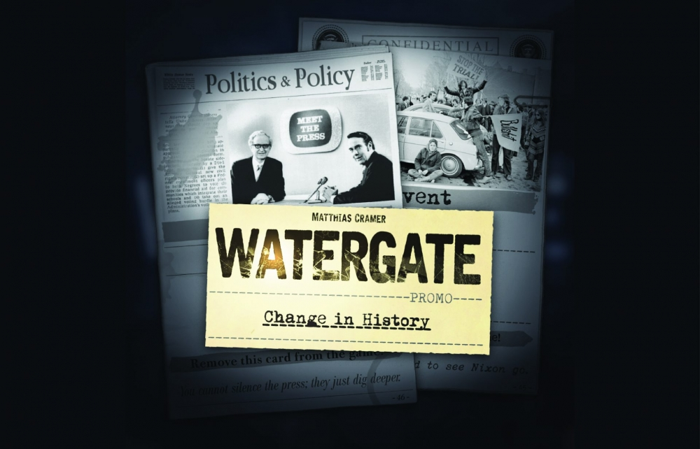 Watergate - Change in History Promo