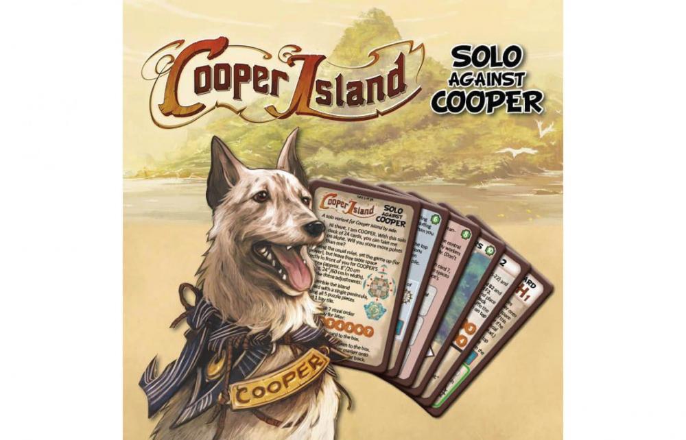 Cooper Island: Solo Deck