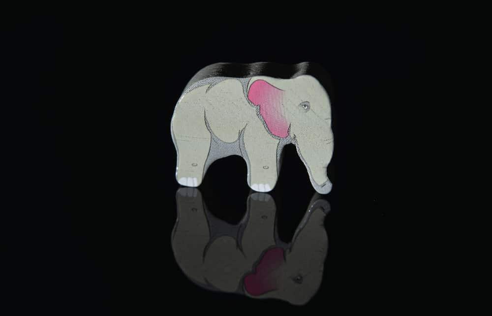 New York Zoo - Promo Elephant