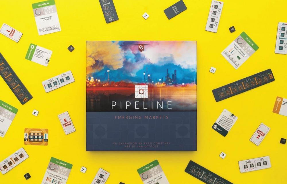 Pipeline: Emerging Markets